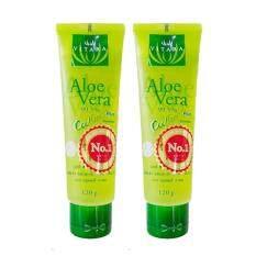 ขาย Vitara Aloe Vera 99 5 Plus Cucumber เจลว่านหางจรเข้ แตงกวา 120 Gm X 2 หลอด Vitara ถูก