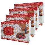 โปรโมชั่น Vivi ผลิตภัณฑ์เสริมอาหารคอลวีว่า วีวี่ เพิ่มการเผาผลาญ และลดน้ำหนัก บรรจุ10ซอง 4กล่อง Vivi
