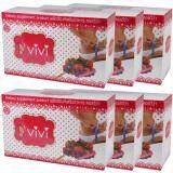 ราคา Vivi Gluta Pink Plus วีวี่ คอลวีว่า อาหารเสริมควบคุมน้ำหนัก เร่งการเผาผลาญ ผิวขาวกระจ่างใส ขนาด 10 ซอง 6 กล่อง ออนไลน์ กรุงเทพมหานคร
