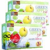 ขาย Vivi Green Apple Diet Krishy Boom บรรจุ 10 ซอง 3 กล่อง วีวี่ คริชชี่ บูม น้ำแอปเปิ้ลเขียว น้ำแอปเปิ้ลแดง ผอม ขาว Vivi เป็นต้นฉบับ