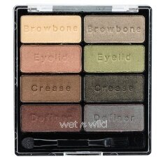 ส่วนลด สินค้า Wet N Wild Color Icon Eyeshadow Collection E738 Comfort Zone