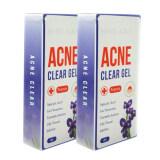 ซื้อ White Aura Acne Clear Gelครีมสยบสิว สิวผด สิวผื่น สิวอักเสบ 2กล่อง ใหม่