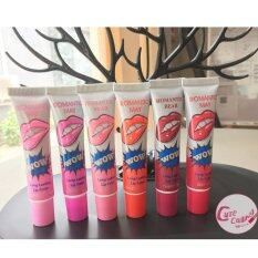 ขาย Wow Long Lasting Lip Color ลิปสติก ลิป สักปาก ลิปจูบไม่หลุด 1 Set มี 6สี มีvideoสินค้าจริง ถูก กรุงเทพมหานคร