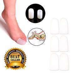 ขาย ปลอกซิลิโคนสำหรับสวมนิ้วโป้งเท้า ปลายปิด กันรองเท้ากัด X3 คู่ ออนไลน์ ไทย
