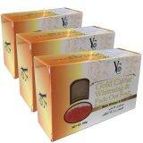 ซื้อ Yc Gold White Soap สบู่ทองคำ คาเวียร์ ผิวหน้ากระจ่างขาวใส สำหรับผิวแห้ง ชุด 3 ก้อน ถูก ใน กรุงเทพมหานคร