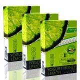 ขาย Yogurt Honey Lemon โยเกิร์ตน้ำผึ้งมะนาว อาหารเสริมลดน้ำหนัก ผลลัพธ์ยอดเยี่ยม 10 แคปซูล X 3 กล่อง ออนไลน์