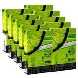 ขาย Yogurt Honey Lemon Korea โยเกิร์ตฮันนี่เลม่อนอาหารเสริมลดน้ำหนัก 10 กล่อง 10แคปซูล กล่อง เป็นต้นฉบับ