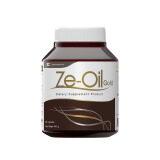 ราคา Ze Oil Gold น้ำมันสกัดเย็นจากธรรมชาติ ขนาด 60 เม็ด Ze Oil กรุงเทพมหานคร
