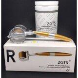 ความคิดเห็น Zgts Titanium Derma Roller Sizes 1 5 Mm เข็มกลิ้งรักษาหลุมสิว และ เพิ่มเรียบเนียน เดอมาโรลเลอร์