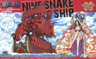 Bandai One Piece วันพีซ - Nine Snake Ship (Plastic model)