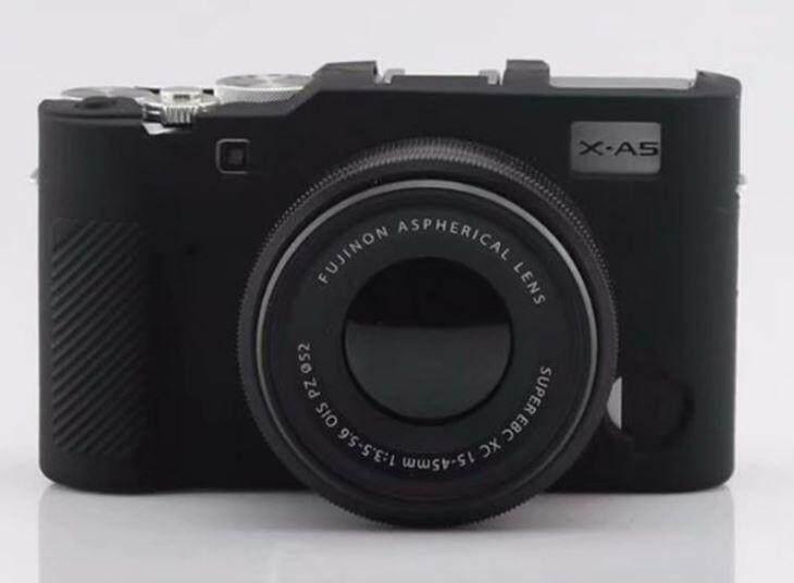 เคสกันกระแทกกล้อง Silicone Case Fuji Xa5.