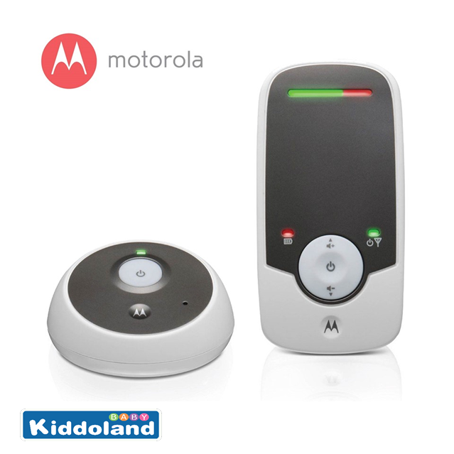 Motorola เบบี้มอนิเตอร์ Mbp160 Digital Audio Baby Monitor.