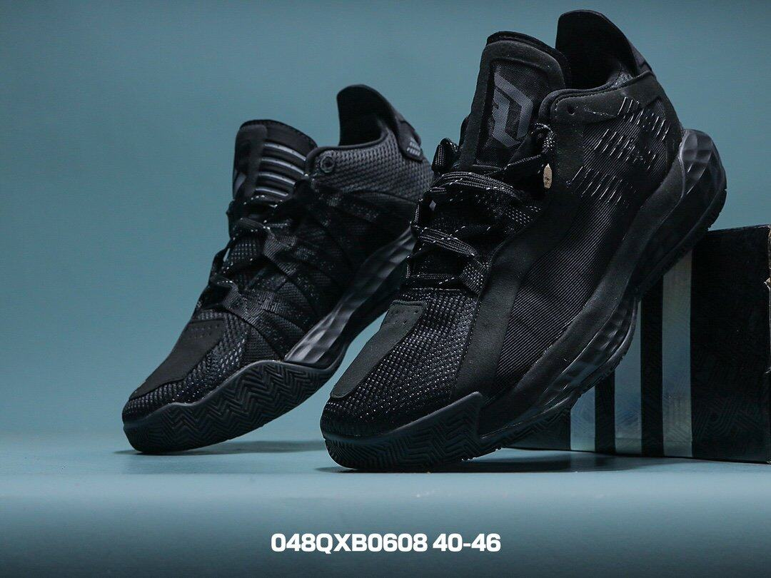 Adidas Dame 6 Gca รองเท้า บา ส Fitness Shoes Shoes For Men Off-Road 2020 Hot Sales Original Product.