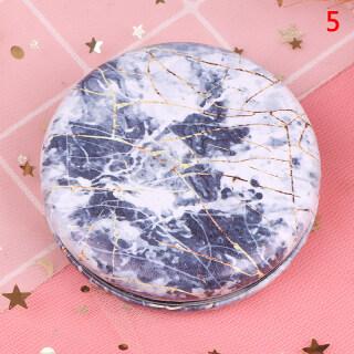 Gương Trang Điểm Hai Mặt Xingwendanp Cho Nữ, Gương Trang Điểm Hai Mặt Có Thể Gập Được Bằng Đá Cẩm Thạch thumbnail