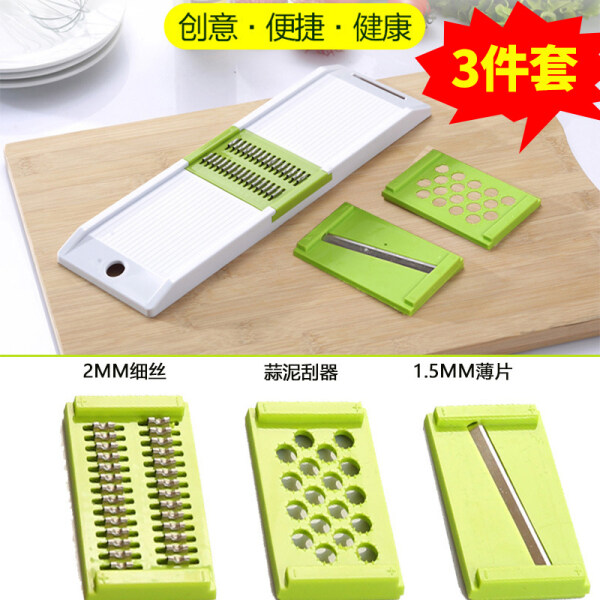 Cutting up Vegetables Useful Product Potato Cutter Flower Holder Rub Silk Draining kuang lan Julienne Slicer Slice Kitchen Multi-functional Cutting up Vegetables Useful Product