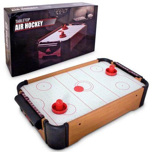Air Hockey Table Top Game For 2 Players เกมแอร์ฮอกกี้สนุกกับครอบครัว By Babypicks.