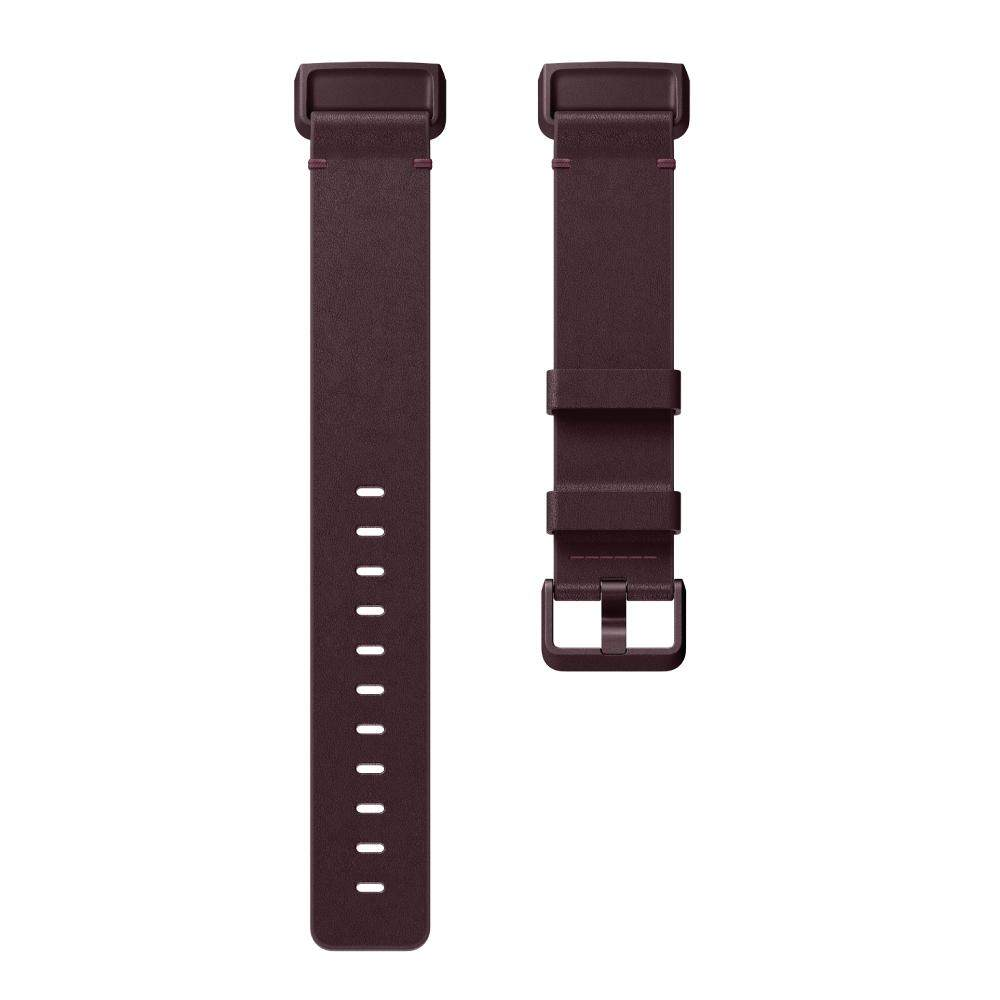 Fitbit Charge 3 Accessory Band Leather By Fitbit Store.