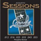 ขาย Everly สายกีตาร์ โปร่ง รุ่น Sessions 12 53 Everly เป็นต้นฉบับ