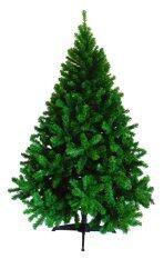 ขาย Allmerry Christmas ต้นคริสต์มาสสนหนาแน่น สีเขียว 7ฟุต ขาพลาสติก ใน กรุงเทพมหานคร