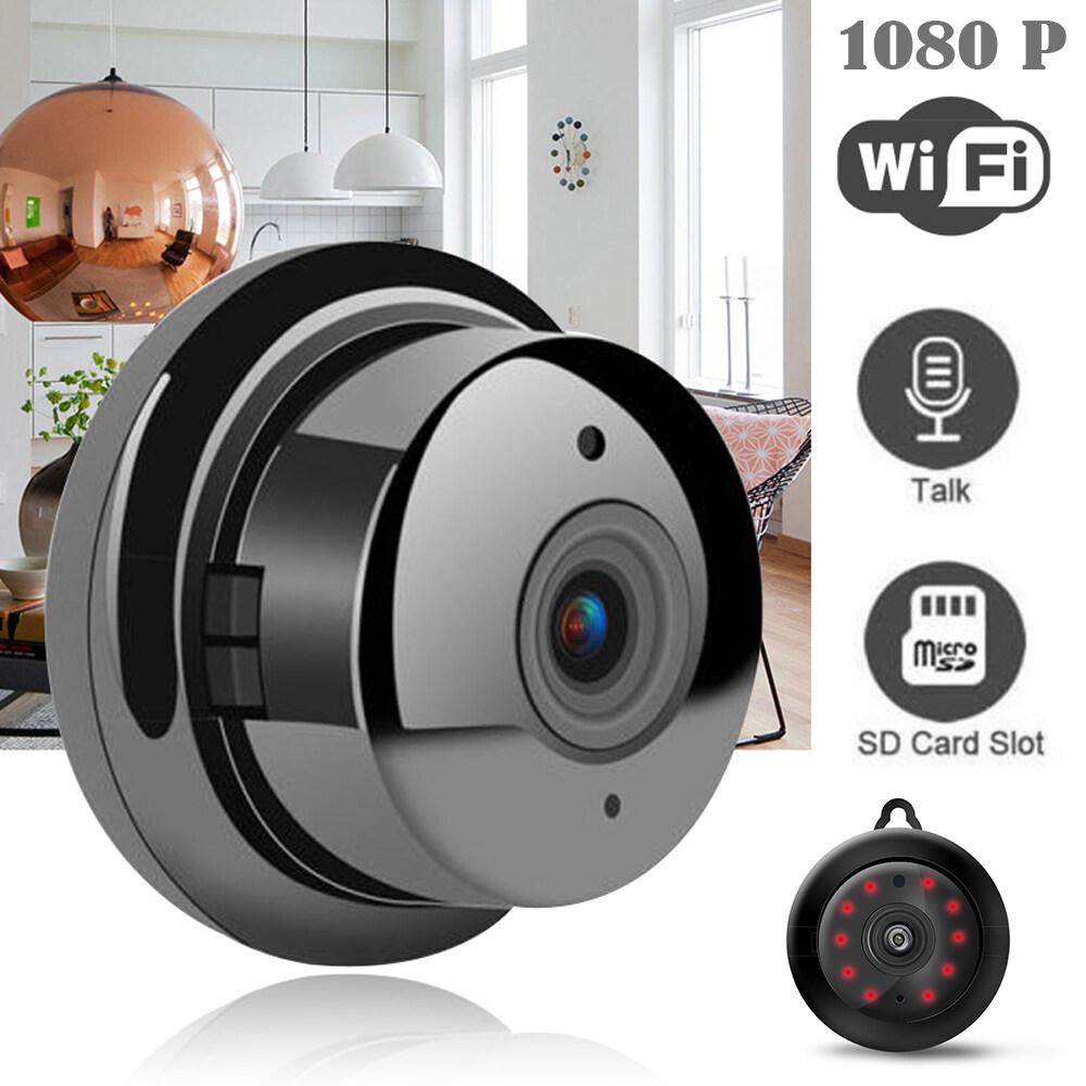 Full Hd 1080p มินิ Wifi กล้อง Ip การมองเห็นได้ในเวลากลางคืนกล้องวิดีโอขนาดเล็กชุดสำหรับความปลอดภัยในบ้านกล้องวงจรปิดดู Ycc365plus App.