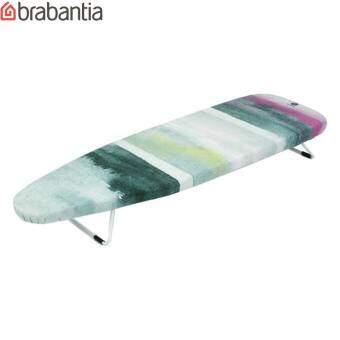 โต๊ะรีดผ้านั่ง บราบันเทีย หน้ากว้าง 30ซม. ยาว 95ซม. Brabantia Ironing Board Size S, 95X30 cm. Morning Breeze