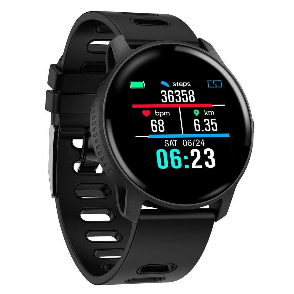 !! มาใหม่ ++ SENBONO S08 Smart watch ใหม่ล่าสุดปี 2019 !! ฟังก์ชั่นครบ ทน,เบา เทียบเท่ากับ รุ่นแพงๆได้เลย แอฟรองรับภาษาไทยแล้ว สายรัดข้อมือเพื่อสุขภาพ นาฬิกาวัดหัวใจ นาฬิกาสมาทวอช นาฬิกาวัดชีพจร นาฬิกาวิ่ง