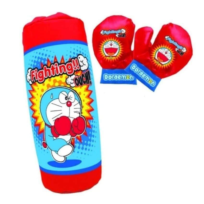 ส่งฟรี !! Snook Toys นวมชกมวยโดราเอมอน By Snooktoys.