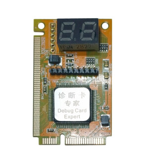 UYIYIN Kiểm Tra Thẻ Bài PCI-E PCIE Thập Lục Phân Độ Ổn Định Cao Máy Kiểm Tra Thẻ LPC, Thẻ Debug Analyzer thumbnail