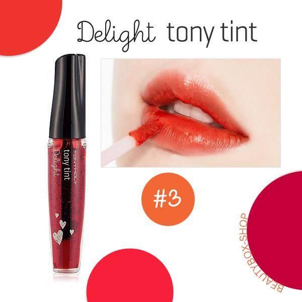 Tony Moly Delight Tony Tint ลิปทินท์ให้สีสดใส.