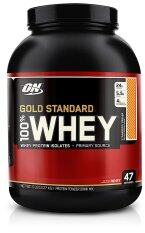 Optimum Whey Protein Gold 5 Lbs Banana ใน กรุงเทพมหานคร