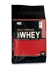 ขาย Optimum Whey Protein Gold 10 Lbs Delicious Strawberry Optimum ออนไลน์