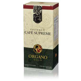Organo Gold Gourmet Cafe Supreme