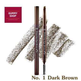 แท้ ถูก Etude House Drawing Eye Brow  No. 1  Dark Brown _Gummy Shop-