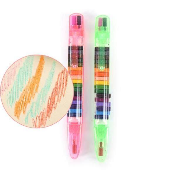 Mua Homedeco 20 Màu/Pc Sáp Crayon Không Độc Hại Bút Chì Màu Rửa Được Màu Doodle Kid Toy Tranh