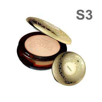 แป้งทองคำ มิสทีน นัมเบอร์วัน เพอร์โกลด์ / Mistine Number One Pur Gold Super Powder SPF 25 PA++