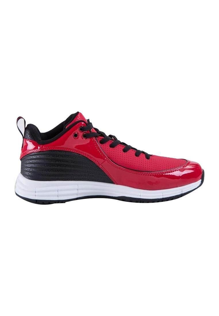 Image 4 for PEAK รองเท้า บาสเกตบอล Basketball shoes ทุกสภาพ สนาม พีค รุ่น E63141A - Red