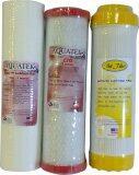 ราคา Aquatek Water Filter ชุดไส้กรองน้ำ Standard Set A ใหม่