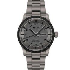 ขาย ซื้อ Mido Multifort Titanium Limited Edition 999 นาฬิกาข้อมือผู้ชาย สายไททาเนียม รุ่น M018 430 44 062 00 ใน ขอนแก่น
