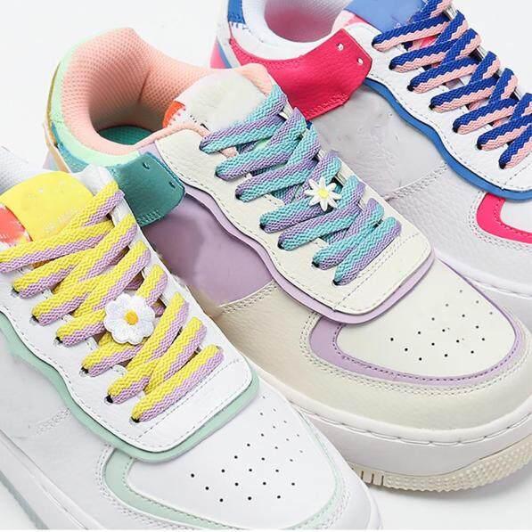 Giày Thể Thao, Giày Đế Bằng, Giày Hai Lỗ Dây Giày Dệt Ren Phụ Kiện Giày giá rẻ