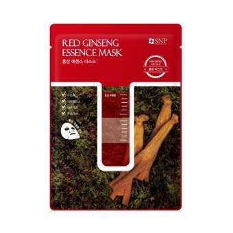 ราคา เรด จินเซง เอสเซนส์ มาส์ก SNP RED GINSENG ESSENCE MASK