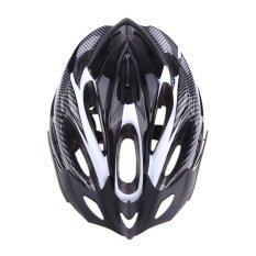 ขาย ซื้อ Thaibike Bicycle Helmet หมวกกันน๊อคลายเคพล่า Black ไทย
