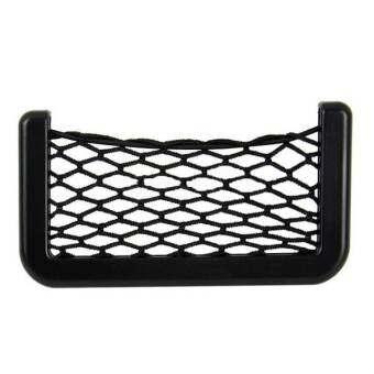 ซื้อที่ไหน WINS ตะข่ายผ้าสำหรับจัดเก็บสิ่งของบนรถยนต์ – สีดำ