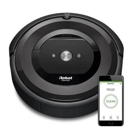 iRobot หุ่นยนต์ดูดฝุ่น รุ่น Roomba E5