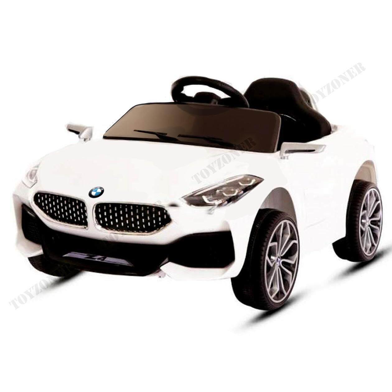ประกัน 6 เดือน Bmw Z4 โยกได้ 12v 2 Motors รถแบตเตอรี่ รถเด็กนั่งไฟฟ้า รถเด็กเล่นบังคับวิทยุ By Toyzoner.