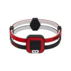 ส่วนลด สร้อยข้อมือ Colantotte Duo Loop สร้อยข้อมือแม่เหล็กบรรเทาอาการปวดข้อมือ แขน และบ่า Black Red Colantotte