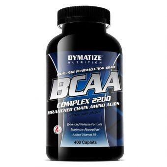 Dymatize Nutrition BCAA (400caplet)