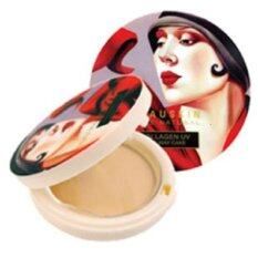 Beauskin Misaekyeon Pure Natural Perfect Face Powder Spf 25 เบอร์ 21 30G ใหม่ล่าสุด