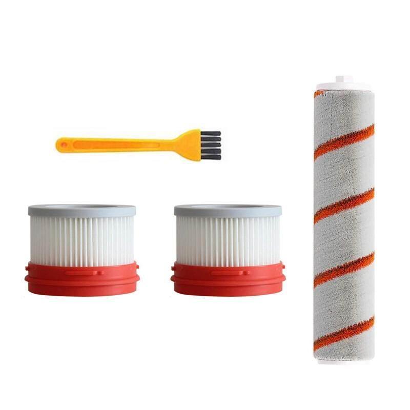 HEPA Filter for Xiaomi Dreame V9 Household Wireless Handheld Vacuum Cleaner Accessories Hepa Filter Roller Brush Parts Kit Orange