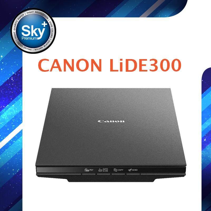 Canon Scanner Canoscan Lide 300 (scan) Warranty 1 Year แคนนอน สแกนเนอร์ Cis (สแกน).