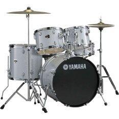 ขาย Yamaha กลองชุด 5 ใบ รุ่น Gig Maker Silver Glitter ราคาถูกที่สุด